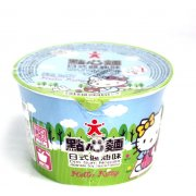 Hello Kitty Dim Sum Noodle - Japanese Soy Sauce