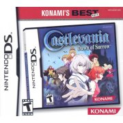 Castlevania: Dawn of Sorrow (Konami's Best)