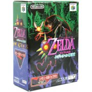 The Legend of Zelda: Majora's Mask (w/Memory Pack) 