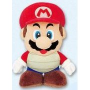 New Super Mario Bros. Plush Doll Vol. 2: Mario (5 Inch)