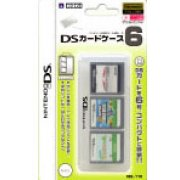 DS Card Case 6 (White)