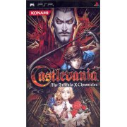 Castlevania: The Dracula X Chronicles (English language Version)