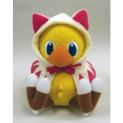 Final Fantasy Plush Doll: Chocobo (White Mage Version) (Re-Run)