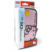 Hello Kitty Pouch (Enamel Pink)