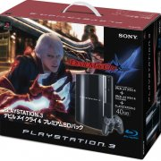 Devil May Cry 4 Premium BD Pack (Clear Black)