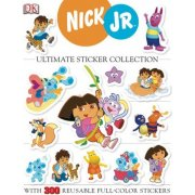 Nick Jr. Ultimate Sticker Collection (Ultimate Sticker Books)