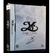 Ys DS / Ys II DS Special Box [Limited Edition]