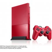 PlayStation2 Console Cinnabar Red (SCPH-90000CR)