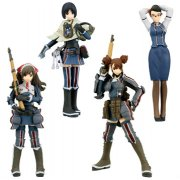 SR Valkyria Chronicles Figure Collection Gashapon