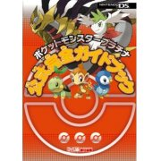 Pokemon Platinum Official Perfect Guide Book