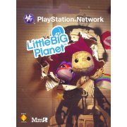 PlayStation Network Card / Ticket -LittleBigPlanet- (150 HKD / for Hong Kong network only)