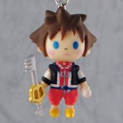 Kingdom Hearts Avatar Mascot Phone Strap: Sora (Re-run)