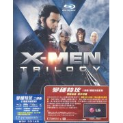 X-Men Trilogy [Boxset 7-Disc Edition]