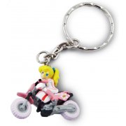 Mario Kart Wii Vol.2 Key Chain Toy: Princess Peach