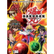 Bakugan Battle Brawlers Prima Official Guide