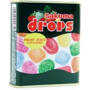 Sakuma Can Drops Candy [Green Box]