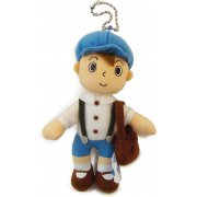 Layton Kyouju Key Chain Plush Doll: Luke (Mini)