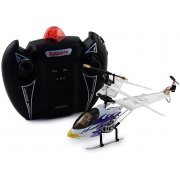 Mini I/R Helicopter: Phantom 6010 (White Colour)