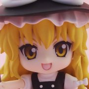 Nendoroid Pre-Painted Figure: Marisa Kirisame (Re-run)