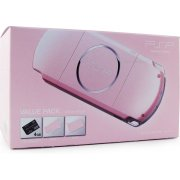 PSP PlayStation Portable Slim & Lite - Blossom Pink Value Pack (PSPJ-30014)