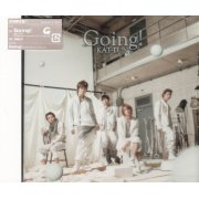 Going [CD+DVD Limited Edition Type A]