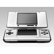 Nintendo DS (Platinum Silver) - 220V