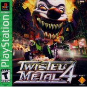 Twisted Metal 4 (Greatest Hits)