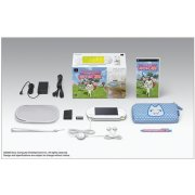 PSP PlayStation Portable Doko Demo Issho: Let's Gakkou! Study Pack (ceramic white)