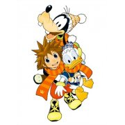 Comic Special Calendar 2007: Kingdom Hearts