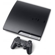 PlayStation3 Slim Console (HDD 320GB Model) - 110V