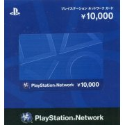 PlayStation Network Card / Ticket (10000 YEN / for Japanese network only)
