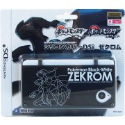 Silicon Cover DSi (Pokemon Black/White Zekrom)