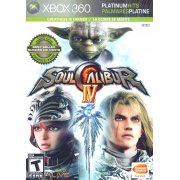 Soul Calibur IV (Platinum Hits)