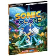 Sonic Colors Official Strategy Guide
