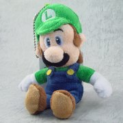Super Mario Plush Series Plush Doll: Luigi Mascot