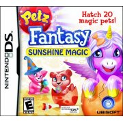 Petz Fantasy: Sunshine Magic [DSi Enhanced]