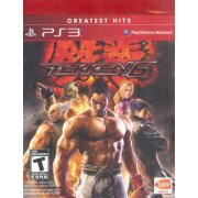 Tekken 6 (Greatest Hits)