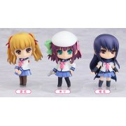 Nendoroid Petite Non Scale Pre-Painted Figure Set: Angel Beats! Set 01