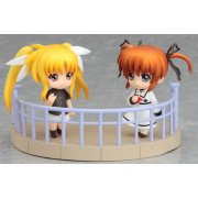 Nendoroid Petite Magical Girl Lyrical Nanoha The MOVIE 1st Non Scale Pre-Painted PVC Figure Set: Nanoha &amp; Fate Final Scene Ver.