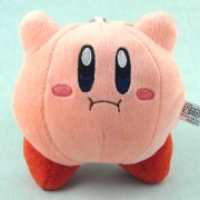 Kirby Star Mascot Key Chain: Hovering Kirby