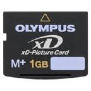 Olympus (M+)  XD Card 1GB