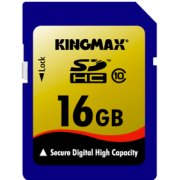 Kingmax SD Card 16GB Class 10