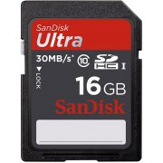 SanDisk SD Card 16GB Ultra Class 10