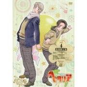 Hetalia World Series Vol.4 [DVD+CD Limited Edition]