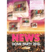News Dome Party 2010 Live! Live! Live! DVD! [Limited Edition]