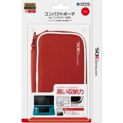 Compact Pouch 3DS (Red)
