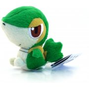 Pokemon Best Wishes Key Chain Plush Doll: Tsutarja