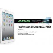 Aris Professional iPad 2 screenguard (Crystal Clear - Invisible)