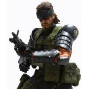 Metal Gear Solid Peace Walker Play Arts Kai Pre-Painted Figure: Snake Battle Dress Ver.