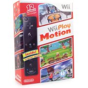Wii Play: Motion (w/ Black Wii Remote Plus)